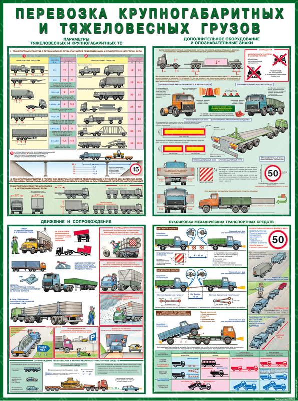 Перевозка крупногабаритных и тяжеловесных грузов автотранспортом  1000х750 мм или 1340х1000 мм